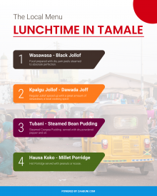 Four Indigenous Tamale Foods That Make Great Alternatives To Your Everyday Lunch